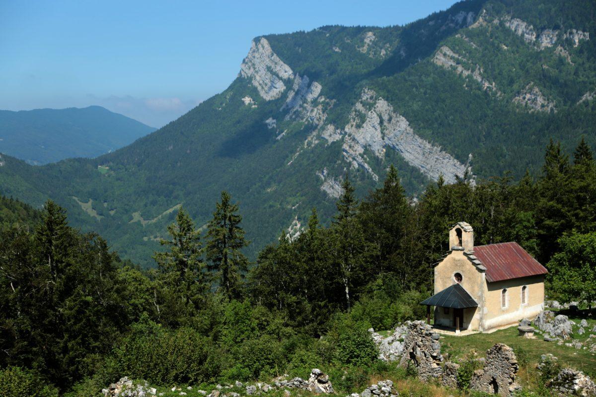 La chapelle de Valchevrière