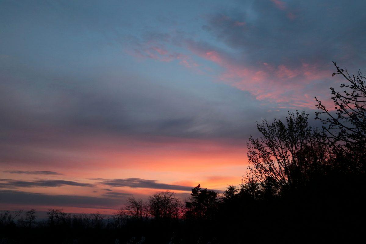 Ciel déconfiné - Deconfined sky