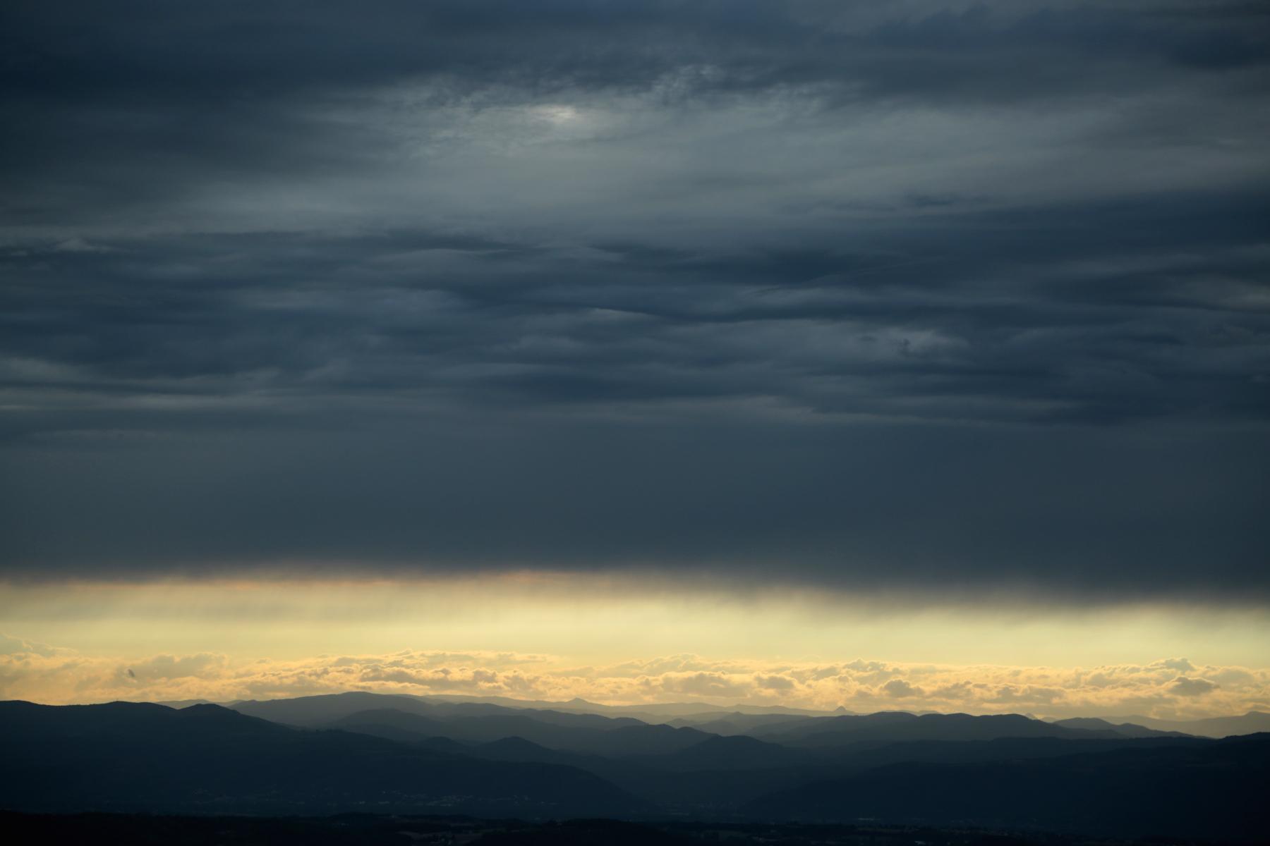 Une fenêtre entre terre et ciel